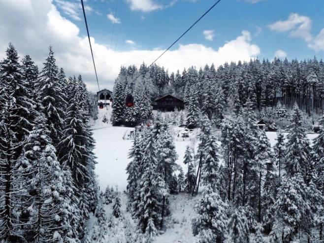 Gondola Ride Up Mt. Palitus