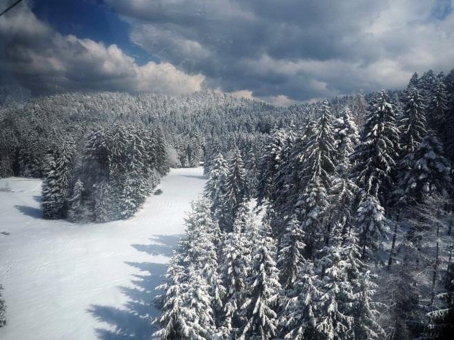 Mt. Pilatus Snow Covered Trails
