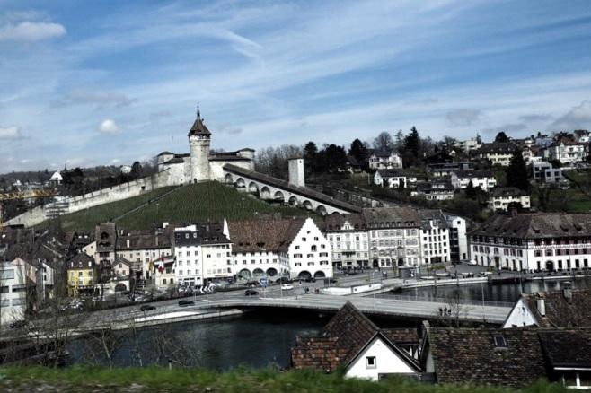 Schaffhausen Fortress