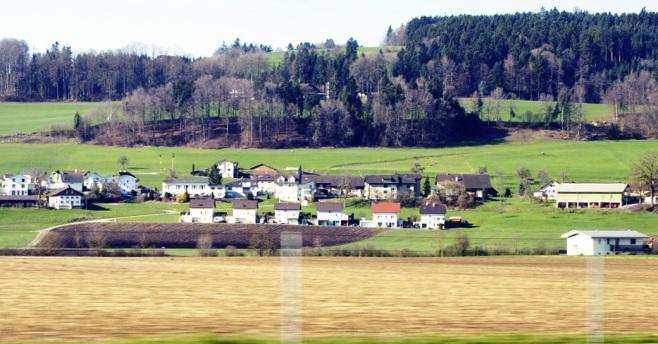 Swiss Hillsides