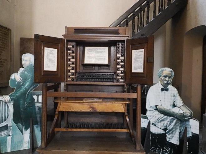 St. Thomas Organ