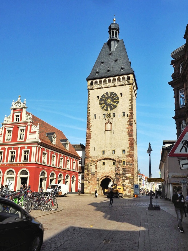 Speyer Wall Tower