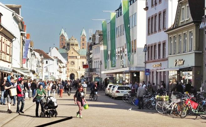 Speyer Streets