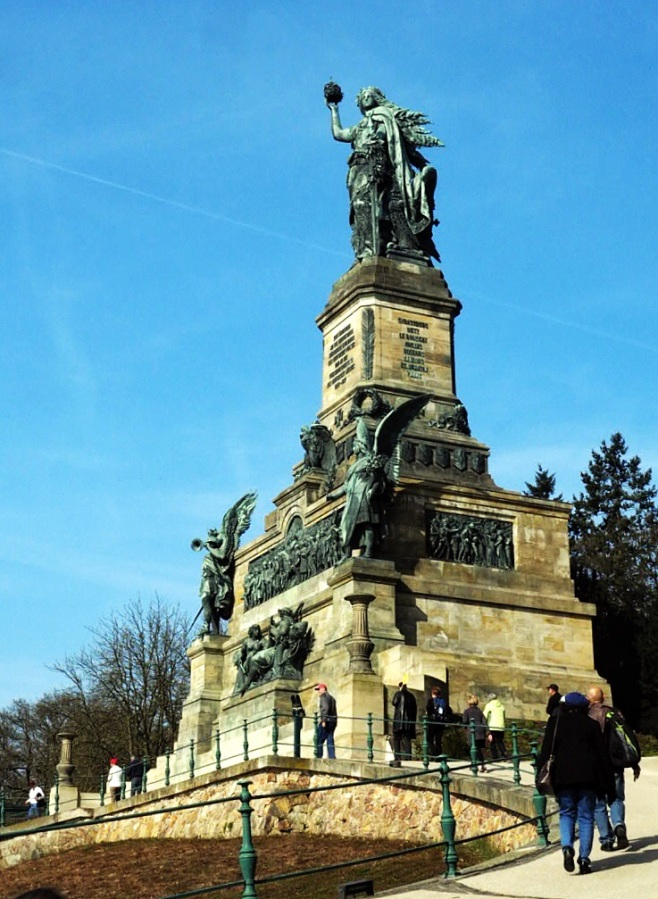 Teutonic Lady Monument
