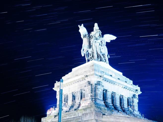 Statue of Kaiser Wilhem I